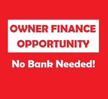 No Bank Qualifying – Owner Will Carry!