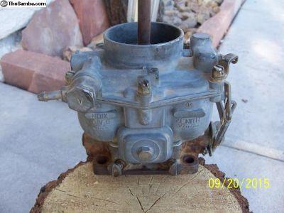 Zenith Carburetor made in Germany