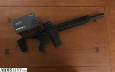 For Sale: 300BO MCX Pistol