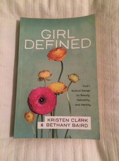 Girl Defined book $5