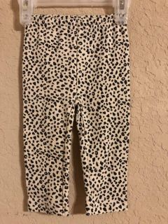 Adorable Leggings Pants. Like New Condition. Size 3-6 Months