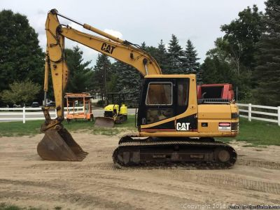 CAT 312 Excavator