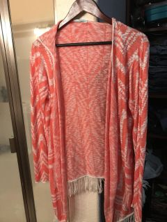 Maurice s Coral sweater