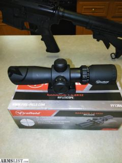 For Sale: AR optics
