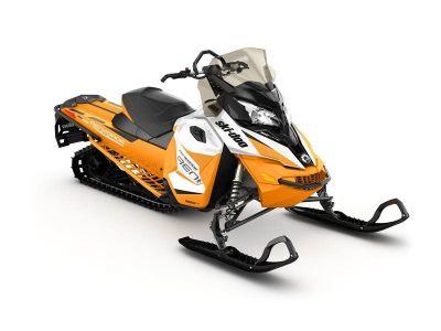 2017 Ski-Doo Renegade Backcountry 600 H.O. E-TEC E.S. Trail Sport Snowmobiles Lancaster, NH