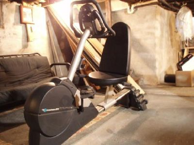 $200 OBO Proform CrossTrainer 55 Recumbent Bike