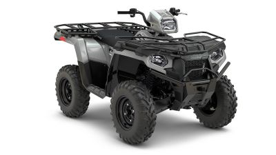 2018 Polaris Sportsman 450 H.O. Utility Edition Utility ATVs Broken Arrow, OK
