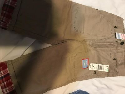 Size 2 fully lined pants NWT