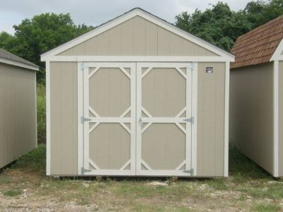 10x12 Tool Shed
