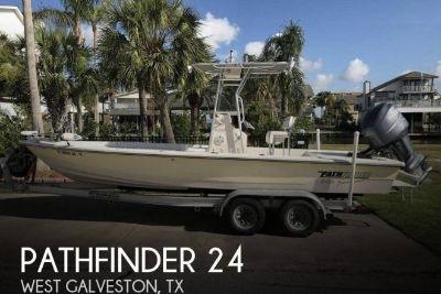 2006 Pathfinder 24