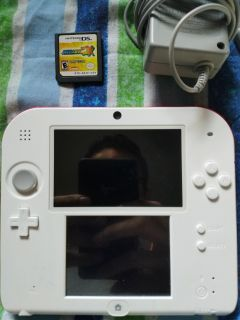 2DS plus hames and charger