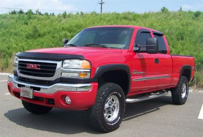 2007 GMC RSX Work Truck (Red)