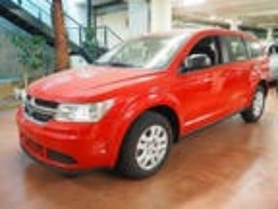 2015 Dodge Journey Red, new