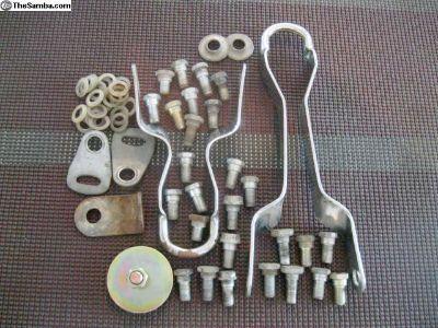 Seat Belt Hoops & Hardware