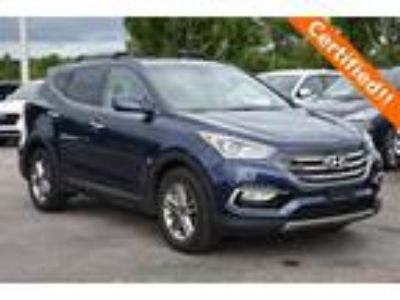 used 2017 Hyundai Santa Fe for sale.