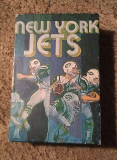 Rare New York Jets Jigsaw Puzzle