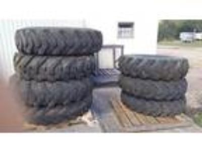 Used Tires For Heavy Equipment