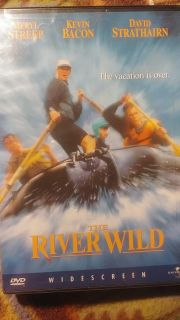 NEW DVD - THE RIVER WILD - SEALED