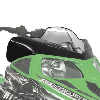Purchase Arctic Cat Chrome Low Windshield 2007-2016 F Jaguar Z1 T Bearcat Lynx - 5639-127 motorcycle in Sauk Centre, Minnesota, United States, for US $88.99