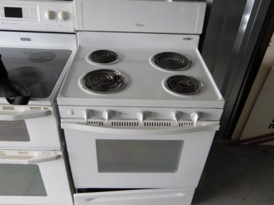 stoves for sale glass top or coil top