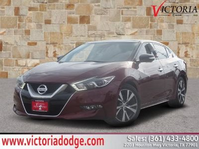 2016 Nissan Maxima (Coulis Red)
