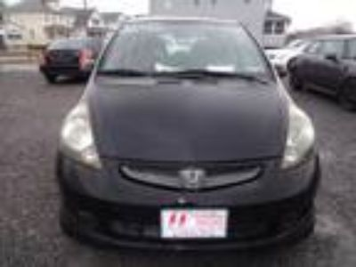 Used 2007 HONDA FIT For Sale