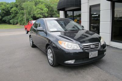 2009 Hyundai Elantra GLS (Black)