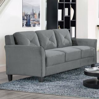 NEW-Wycliff Sofa and Loveseat