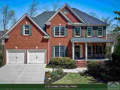 2103 Hamilton Mill Parkway DACULA Five BR, Welcome home to your