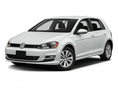 2017 Volkswagen Golf (Gray)