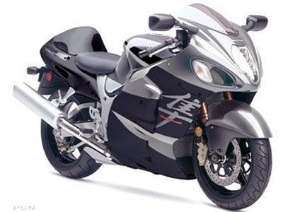 2005 Suzuki Hayabusa SuperSport Motorcycles Lake Park, FL