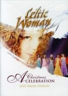 Celtic Woman: A Christmas Celebration Live from Dublin (DVD) NEW/SEALE