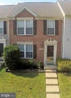 2540 Piney Pass Way Odenton Three BR, This spacious townhouse is