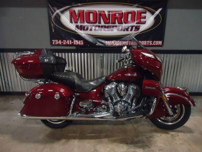 2017 Indian Roadmaster Touring Motorcycles Monroe, MI