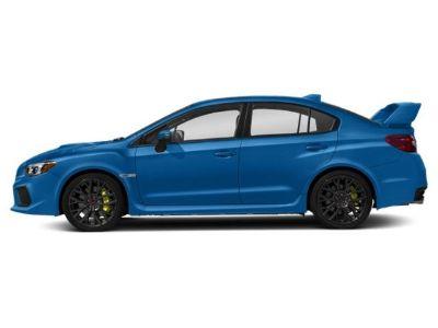 2018 Subaru WRX STI Limited (WR Blue Pearl)