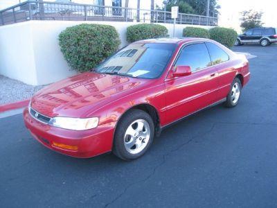 1997 Honda Accord Cpe 2dr Cpe Special Edition Auto