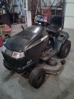 Craftsman 46 inch Lawn Tractor