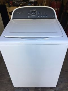 Whirlpool Cabrio HE Washer