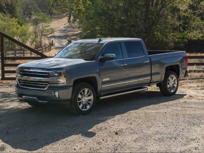 2018 Chevrolet Silverado 1500 High Country (Havana Metallic)