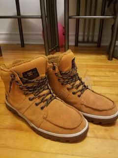 DC woodland winter boots