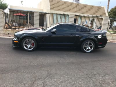 2007 Ford Mustang (Roush)