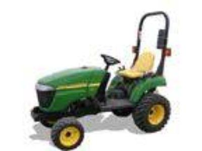 2005 John Deere 2305 4WD Compact Tractor (24hp)