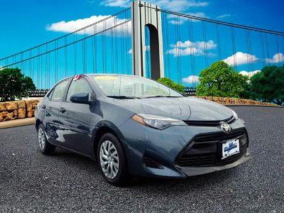 2016 Toyota Corolla L (Slate Metallic)