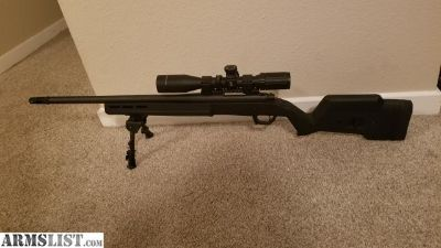 For Sale/Trade: Remington 700 aac sd