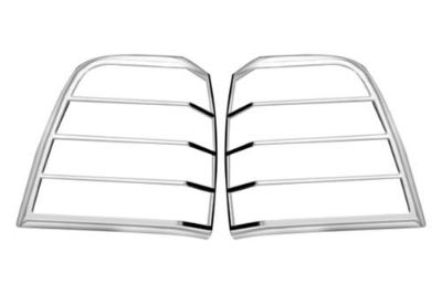 Find SES Trims TI-TL-138 Ford Expedition Taillight Bezels Covers Chrome Ring Trim ABS motorcycle in Bowie, Maryland, US, for US $78.00