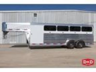 2019 Exiss Exhibitor 20 Ft Low Pro Trailer
