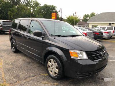 2010 Dodge Grand Caravan SE (Black)