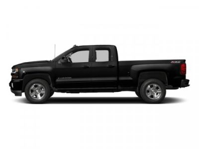 2016 Chevrolet Silverado 1500 LT (Black)