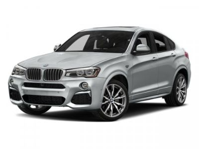 2018 BMW X4 M40i (White)