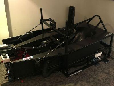Open Wheel/LMP Simulator